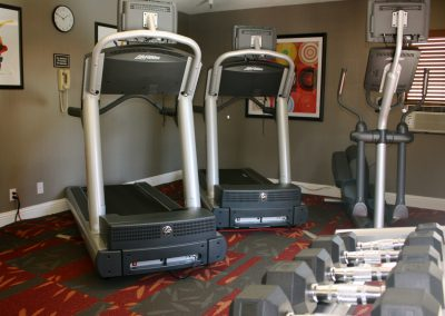 SenS Extended-Stay Residence Livermore Fitness Center