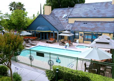 SenS Extended-Stay Residence Livermore Pool View