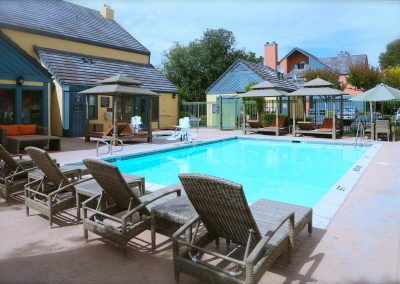 SenS Extended-Stay Residence Livermore Outdoor Pool
