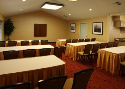 SenS Extended-Stay Residence Livermore Meeting room