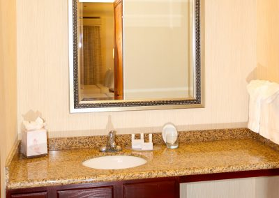 SenS Extended-Stay Residence Livermore Studio Vanity