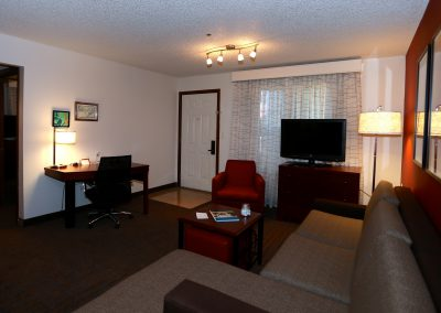 SenS Extended-Stay Residence Livermore Livingroom