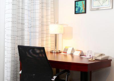 SenS Extended-Stay Residence Livermore Work Desk